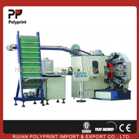 CE Certification 2015 new offset pp/ps/pe lid printing machine