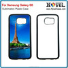 New sublimation Plastic Phone Case for samsung galaxy s6