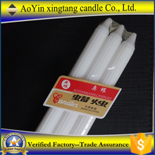 35g orthodox white candle velas bougies supplier +8615354440202