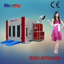 BSH-SP9200B China alibaba spray booth ce/spray booth floor grate/paint spray air filter