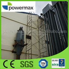 small scale CHP biomass gasification power generation plant
