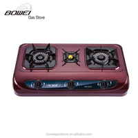 Commercial table kitchen baltur gas burner with 3 burners BW-3049