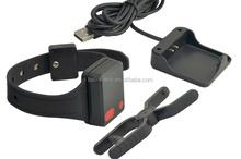 2015 alibaba cheapest Waterproof bracelet Ankle cut off alarm Gps Prisoner tracker BL111