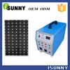 Elaborate 500w solar panel system