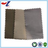 100% Cotton Plain Dye Fireproof Fabric For Welding