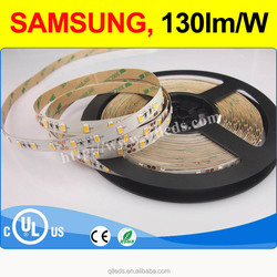 short time delivery best price 2504lm/m samsung led strip light adhesive