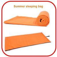 Wholesale popular waterproof cheap plain envelope sleeping bag