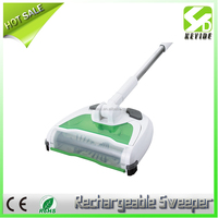 gas powered power broom home hand held sweeper