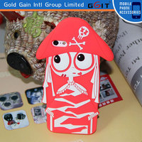 Miss Marc Pirate Soft Silicone Case For iPhone 4G Protective Soft Cover