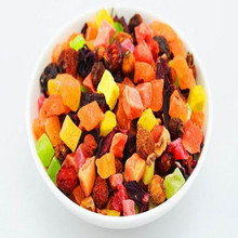 China Organic dried Fruit and flower flavored tea ,natural Herbal Fruit Tea