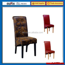 Y 5992 Hot Wholesale Modern Wooden Luxury Dining Chair Made in China
