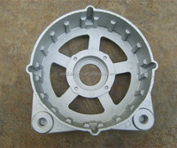Aluminium cast diesel engine gearbox cover