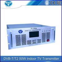 indoor broadcast video transmitter dvb-t --50 watt