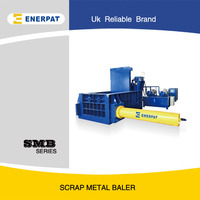 Cheap Price Double Compression Iron Scrap Press Baler