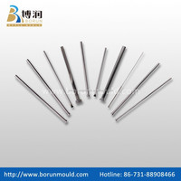 HASCO Standard Injection Flat Straight Ejector Pin