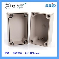 2014 New 80*130*85mm ABS Watertight Box IP66 Waterproof Enclosure