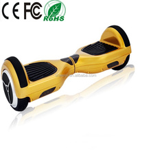 2015 top selling 4400mAh handless electric scooter China, popular hands free electric scooter