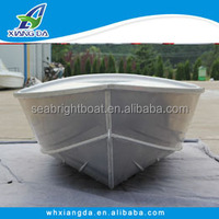 2015 China CE Certificate High Quality Low Price Aluminum Sport Fishing Yacht