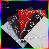 Building Material Factory Latest Modern Decorative Kitchen Wall Panels