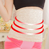 Women's Lace Fabric Waist Training Corsets Stomach Tights