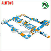 2015 newest summer adult floating water park inflatable for sea