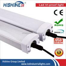 1200mm LED IP65 Waterproof Fluorescent Fixtures/LED Tri-Proof Light 40W