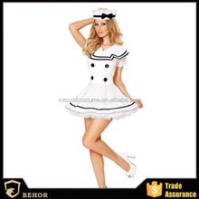 fancy Cosplay Costume Navy female sailor uniforms cosplay Dress Halloween sailor Costume Sexy