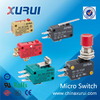 V-15 series 15A/250VAC (UL,TUV,CE,RoHS) mini waterproof push button micro switch with three pins