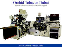 #MK-8 D (SM) Cheap Tobacco Rolling & Processing Machinery / Low Cost Cigarette Making & Packing Machines
