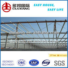 21 century Modern steel structure building for shopping area