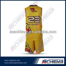 2013 top fashional league basketball unifrom