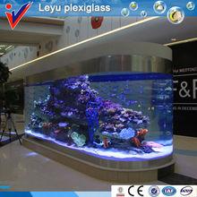 Big Ocean Acrylic Aquarium