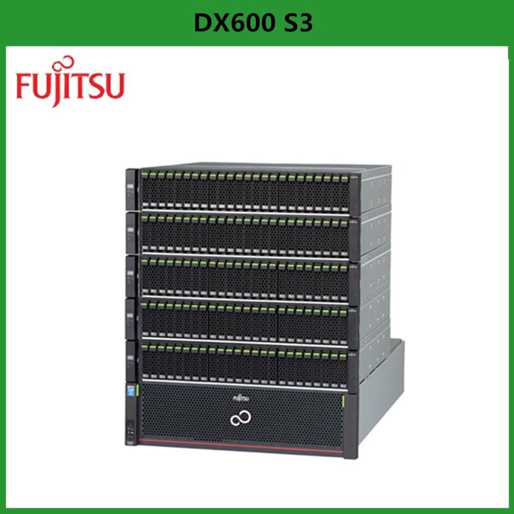Data Storage System : Fujitsu eternus dx s unified u sas ssd big data