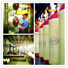 seamless gas cylinder vertical tank ISO11439 standard CNG gas cylinder for vehicle use TYPE 1, TYPE 2,TYPE 3