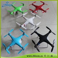 hottest colored RC quandcopter outdoor rc airplane cheap price drones for sale
