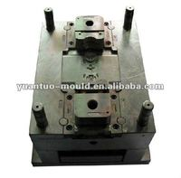 Custom Plastic Injection Mould With Sliders