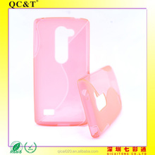 china supplier cheap mobile phone cover S line 6 case for LG Leon H340N