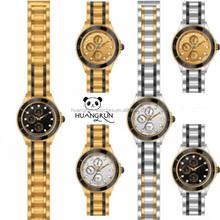 2014 Fashion hot sale metal rose gold cheap mens wrist watches