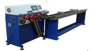 automatic aluminum venetian blinds slat forming,punching and cutting machine/machine for venetian blinds/window blinds machine