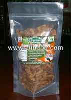 COCONUT CRISPY CHIPS - 100% Natural, with Coconut Sugar, Low Glycemic Index 35, Non-GMO, Chemical Free