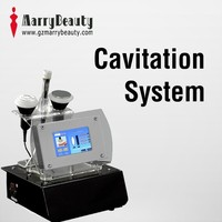 Popular cavitation radio frequency for home use