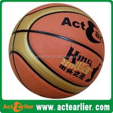 size 5 custom pu basketball