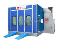 Economical Spray Booths/Bake Ovens/Car Paint rooms