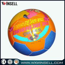 small pu inflatable football for kids