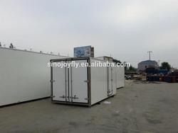 Brand new jac refrigerated truck body with high quality