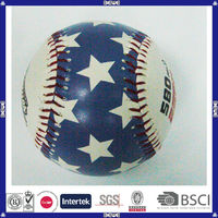 new arrival low price good quality promotional PU baseball