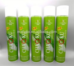 hair care production hair oil bottles hair spray supplier