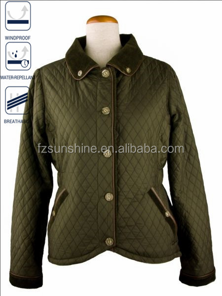 Water Repellent Mens Quilted Hunting Jacket Buy Hunting Jacket
