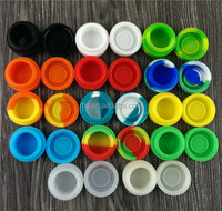 Advertisement Product Cheap Silicone Customized Bho Oil ball non-stick concentrate silicone container wax storage container