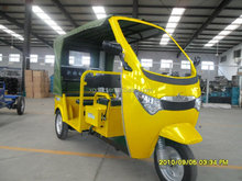 XINGE electric trike/battery rickshaw/scooter for passenger